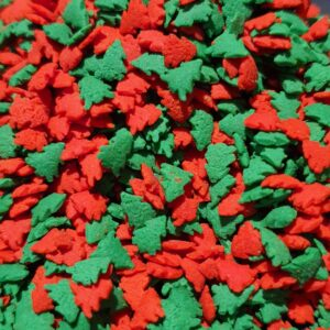 Arbol Navidad Rojo y Verde