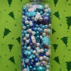 Mezcla Sprinkles Navidad Azul R3