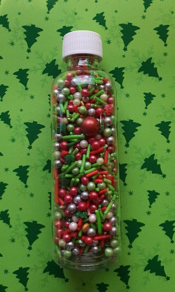 Mezcla Sprinkles Navidad Verde R1