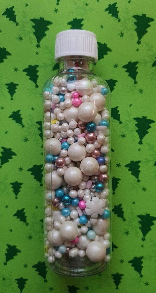 Mezcla Sprinkles Navidad Blanco R5