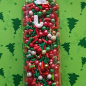 Mezcla Sprinkles Navidad Verde R2